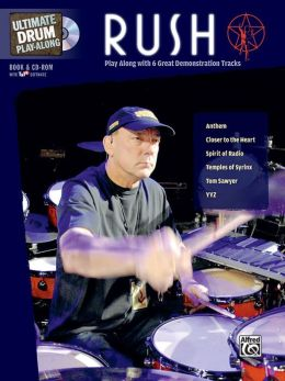 Ultimate Drum Play-Along: Rush (Ultimate Play-Along Series)