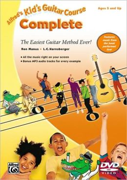 Kid's Guitar Course Complete: DVD