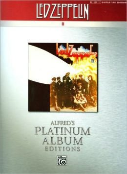 Alfred's Platinum Album Editions: Led Zeppelin II