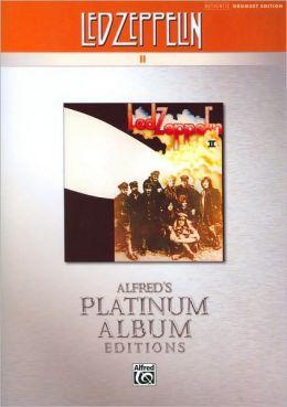 Led Zeppelin II Platinum Drums: Drum Transcriptions