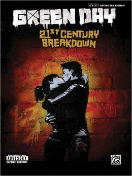 Green Day -- 21st Century Breakdown: Authentic Guitar TAB