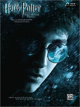 Selections from Harry Potter and the Half-Blood Prince: Five Finger Piano