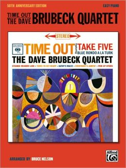 Time Out: The Dave Brubeck Quartet: Easy Piano
