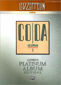Led Zeppelin -- Coda Platinum Drums: Drum Transcriptions