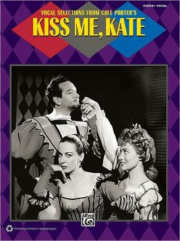 Kiss Me, Kate (Vocal Selections): Piano/Vocal/Chords
