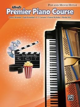 Premier Piano Course Pop and Movie Hits, Bk 4