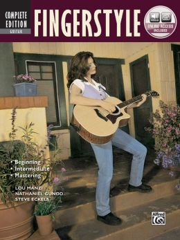 Fingerstyle Guitar Method Complete: Book & CD