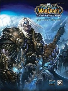 Wrath of the Lich King: from World of Warcraft (Big Note Piano), Sheet