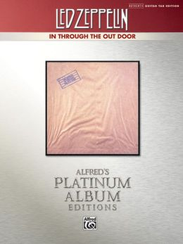 Led Zeppelin -- In Through the Out Door Platinum Guitar: Authentic Guitar TAB