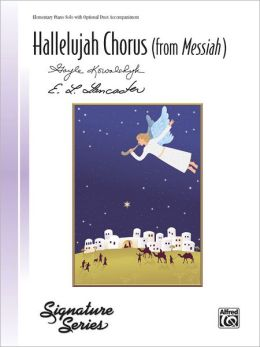 Hallelujah Chorus (from Messiah): Sheet