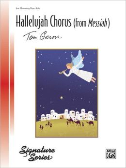 Hallelujah Chorus (from Messiah): Sheet