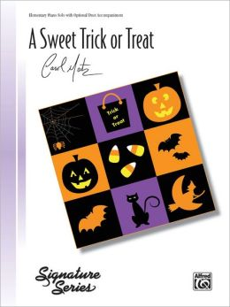 A Sweet Trick or Treat: Sheet