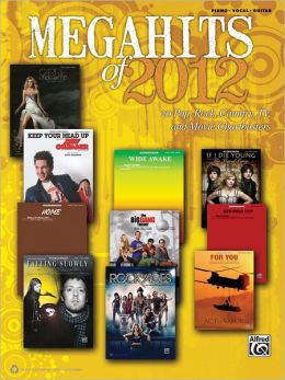 Megahits of 2012: Piano/Vocal/Guitar