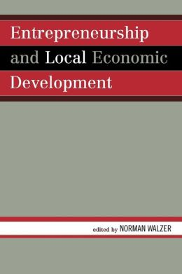 Entrepreneurship And Local Economic Development