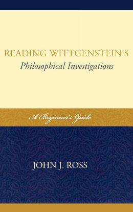 Reading Wittgenstein's Philosophical Investigations