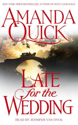 Late for the Wedding: Lavinia Lake / Tobias March Series, Book 3