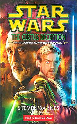 Star Wars: The Cestus Deception: A Clone Wars Novel