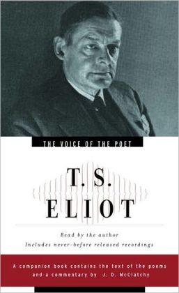 Voice of the Poet: T.S. Eliot