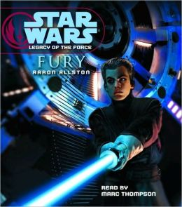 Star Wars Legacy of the Force #7: Fury