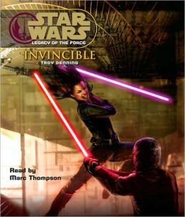 Star Wars Legacy of the Force #9: Invincible
