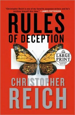 Rules of Deception (Jonathan Ransom Series #1)