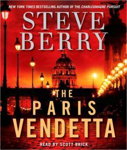 The Paris Vendetta (Cotton Malone Series #5)