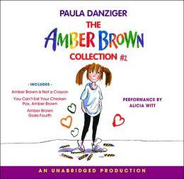 Amber Brown Coll I (Lib)(CD)