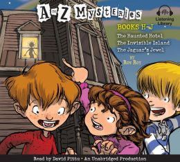 A to Z Mysteries, Books H-J
