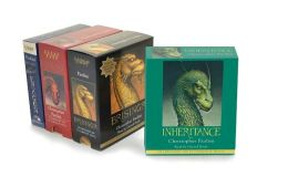 Inheritance Cycle Series 4-CD Audio Bundle
