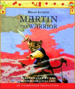 Martin the Warrior (Redwall Series #6)