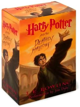 Harry Potter and the Deathly Hallows (Harry Potter #7)