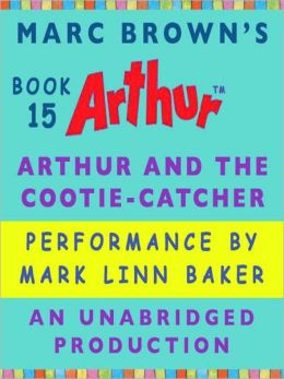 Arthur and the Cootie-Catcher (Arthur Chapter Books Series #15)