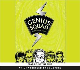 Genius Squad (Evil Genius Trilogy Series #2)