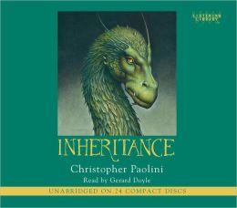 Inheritance (Inheritance Cycle Series #4) Library edition