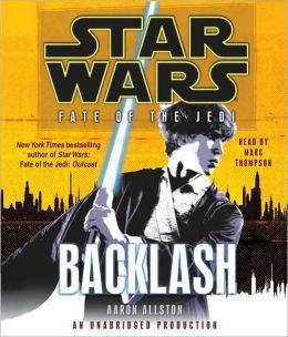 Star Wars Fate of the Jedi #4: Backlash
