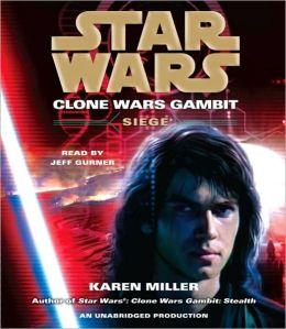 Star Wars Clone Wars Gambit #2: Siege