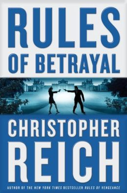 Rules of Betrayal (Jonathan Ransom Series #3)