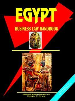 Egypt Business Law Handbook