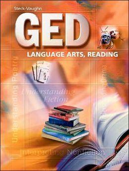 Steck-Vaughn GED: Student Edition Language Arts, Reading