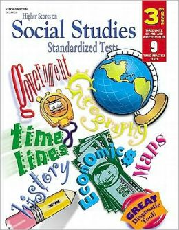 Higher Scores on Social Studies Standardized Tests, Grade 3