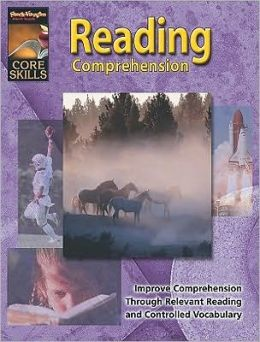 Core Skills Reading Comprehension, Grade 4