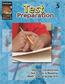 Core Skills Test Preparation, Grade 5