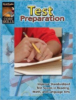 Core Skills Test Preparation, Grade 1