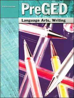 Pre-GED: Student Edition Language Arts, Writing