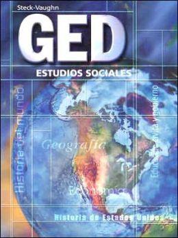 Steck-Vaughn GED, Spanish: Student Edition Estudios Sociales