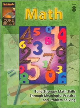 Core Skills Math, Grade 8