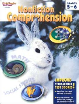 Nonfiction Comprehension: Reproducible Grades 5-6