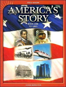 America's Story: Student Reader, Book 1 To 1865
