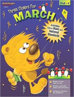 Three Cheers for March: Grades Pre-K through Kindergarten