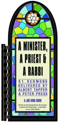 Minister, a Priest, and a Rabbi: A Joe King Book